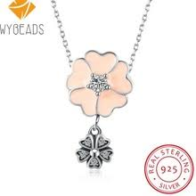 sted necklaces buy enamel clover necklace and get free shipping on aliexpress