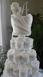 wedding cake and cupcake ideas wedding cakes wedding cakes with cup cakes wedding cupcake stand