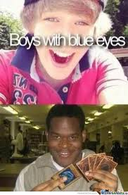 Blue Meme - boys with blue boys by bakoahmed meme center