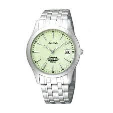 Jam Tangan Alba Putih jual produk jam tangan alba quartz harga promo diskon blibli