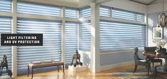 light filtering window treatments unique interiors in cherry hill