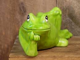 Ceramic Garden Decor 16 Best Ceramic Frogs Images On Pinterest Frogs Amphibians And Deko