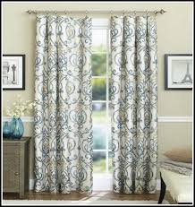 Silver Foil Curtains Strikingly Better Homes And Gardens Curtains Metallic Trellis Gold
