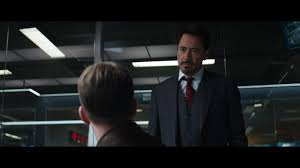 captain america civil war are tony stark u0027s suits actually from