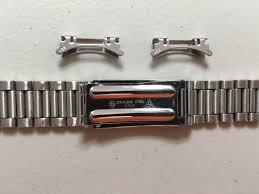 omega bracelet links images Sold omega 1171 1 bracelet 633 end links omega forums 27593