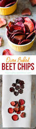 oven baked beet chips recipe a spicy perspective