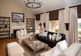 leather couch living room houzz