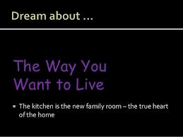 design your dream kitchen presentation 2017