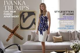 house tour ivanka trump u0027s chic new york apartment featured in