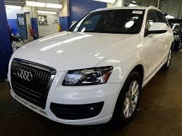 2010 audi q5 3 2 premium white audi q5 in fort lauderdale fl for sale used cars on
