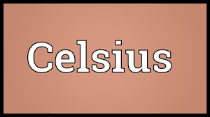 Meaning Of Comfortable by Celsius Meaning Youtube