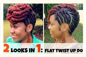 simple hairstyles for relaxed hair beautiful flat twist hairstyles for relaxed hair photos styles