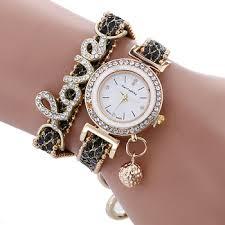 womens diamond bracelet watches images 2017 new ladies watches love words fashion women diamonds bracelet jpg