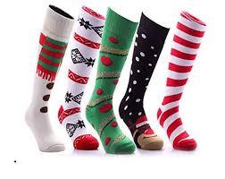 thick christmas thermal welly ski socks kids ladies men u0027s knee