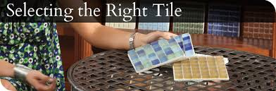how to select the right tile