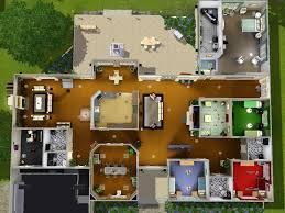 Floor Plan For Kids Sims 3 Floor Plans For House 2 Story House Decorations