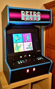 build your own arcade cabinet scratch built arcade cab design rationale lessons tempest button