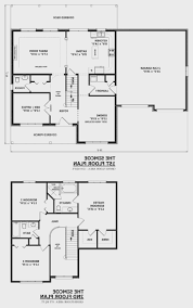 two story floor plans cool two story floor plan home design new simple on interior