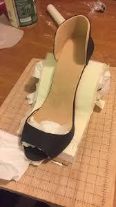 christian louboutin shoe cake that baker