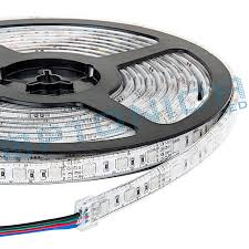 ip67 led strip lights led strip 7 2w m ip65 rgb light24