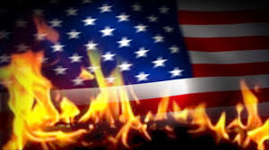 Flag Burning Supreme Court Trump Suggests Jail Time Loss Of Citizenship For Any Flag Burners
