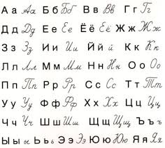 letter r in different languages