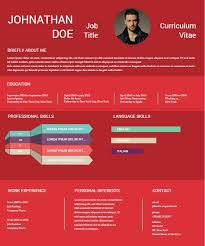 new cv visual and vibrant your new cv create amazing infographics
