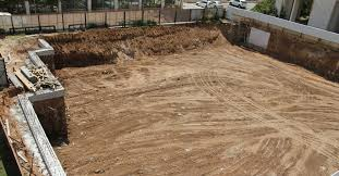 new home foundation 7 excavation tips for new home construction stone tree landscaping