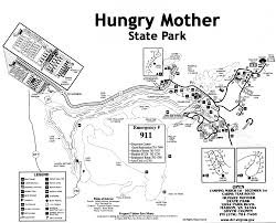 Joshua Tree Campground Map Hungry Mother Sp