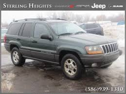 green jeep grand cherokee green 2000 jeep grand cherokee for sale from 1 990 to 4 995