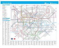 underground map zones underground rail map major tourist attractions maps