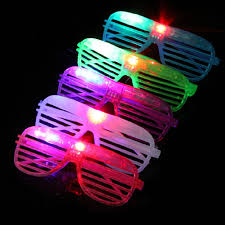 Halloween Costume With Lights by Online Buy Wholesale Led Glasses From China Led Glasses