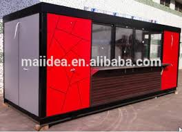 coffee shop design cost china made low cost prefab shop with beautiful comfortable low cost