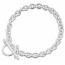 sterling silver charm bracelet charm images Amoro polished 925 sterling silver charm bracelet 8 jpg