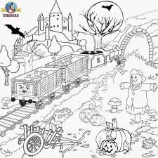 halloween coloring pages coloring adults