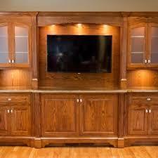 custom oak buffet media cabinet by designer antiques ltd