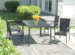 Wooden Patio Dining Sets - patio contemporary patio dining sets outdoor dining sets walmart