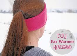 headband ear warmer diy ear warmer headband