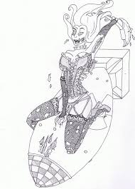 zombie pin up tattoo ideas zombie pin up 3 skin pinterest