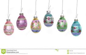 easter egg ornaments stock image image of variety occasion 3525233