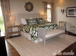 Bedroom Area Rug Bedroom Rug Ideas Homes Abc