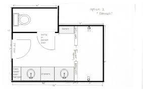 size of toilet modern design toilet closet size download residential door width
