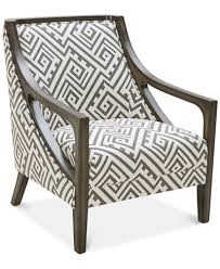How To Use Accent Chairs Kourtney Accent Chair Furniture Macy U0027s