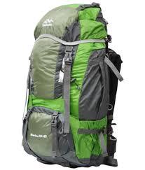 green gray senterlan green u0026 gray large no wheel hiking rucksack buy