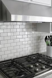 grouting kitchen backsplash stagg of with chose grout when she created a