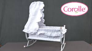 Free Baby Canopy by Canopy Cradle From Corolle Youtube