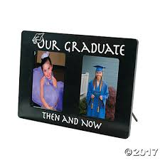 graduation frame and now graduation frame