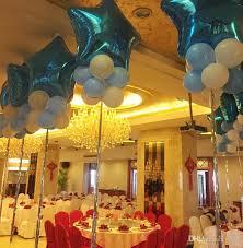 balloon wholesale wholesale balloon sliver cord ribbon wedding balloons
