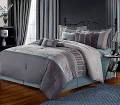 black white and silver bedroom ideas match chest and bedside table