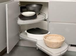 meuble d angle pour cuisine les placards et tiroirs